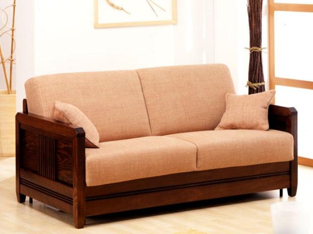 Divani letto in legno personalizzati migliori - Divani letto rustici in legno ...
