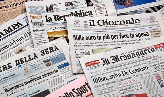 Quanti tipi di giornali esistono for Giornali arredamento casa