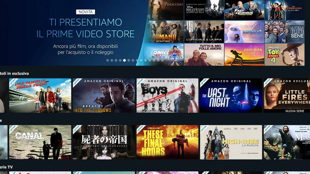 film streaming amazon