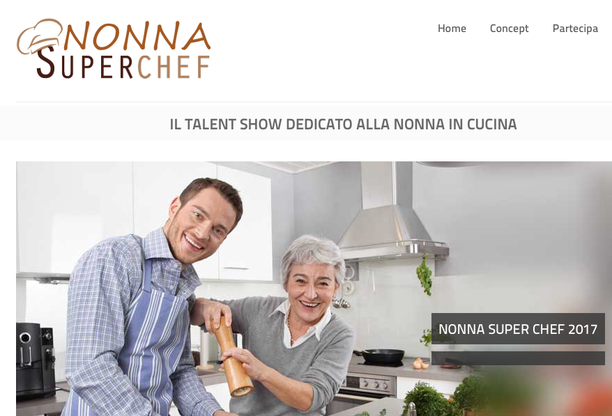 nonna super chef